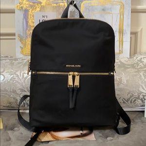 NWT Michael Kors black Backpack 🎒 black